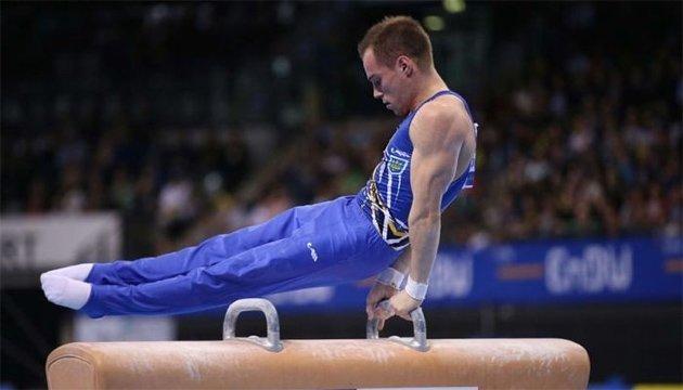 Український гімнаст Верняєв може вибути на півроку через дві операції