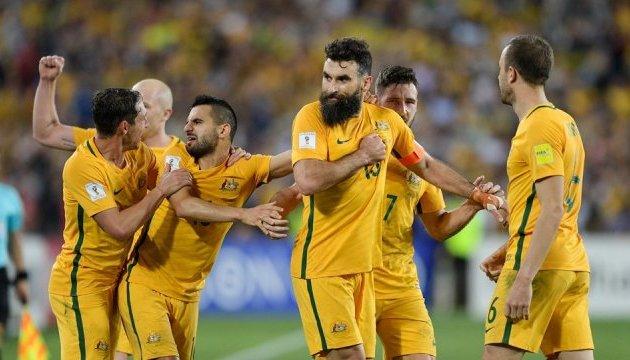 Австралия обыграла Гондурас и вышла на чемпионат мира-2018 по футболу