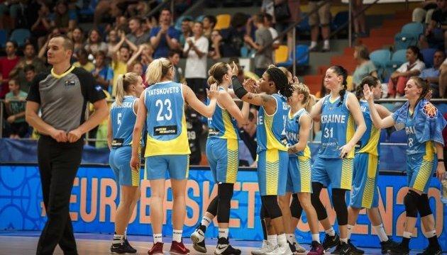 Украинки разгромили сборную Болгарии в квалификации Евробаскета-2019