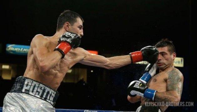 Бокс: Постол і Програйс оскаржать титул тимчасового чемпіона WBC