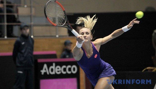 Цуренко пробилась во второй раунд Australian Open впервые с 2013 года