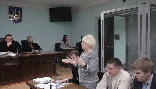 Захист Штепи не влаштував вже дев'ятий склад суду, справа піде на нове коло