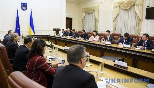 Соглашение об ассоциации и реформы: Гройсман провел переговоры с Ханом