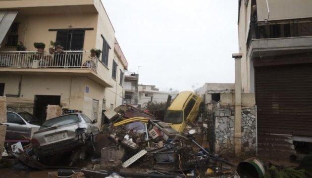 Наводнение под Афинами: количество погибших достигло 14