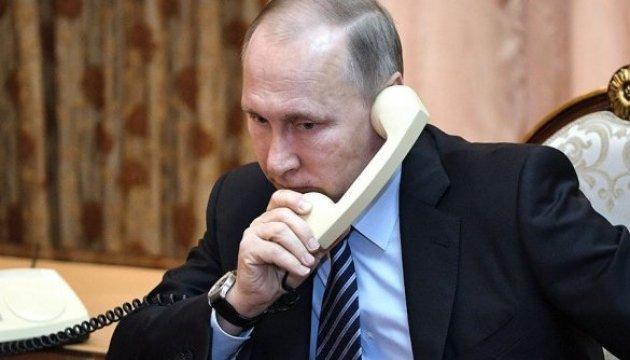 Putin spach mit Anführern der Terroristen über Gefangenaustausch