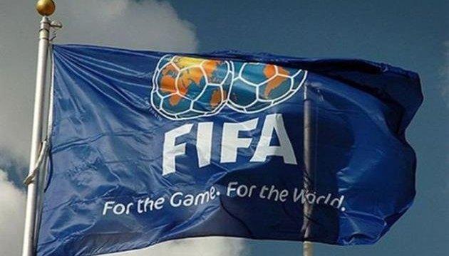 Украина покинет Топ-30 рейтинга ФИФА