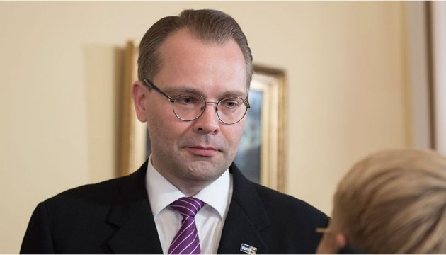 Finnish Defense Minister: Finland, Sweden, Switzerland, Austria and Ireland may send peacekeepers to Donbas