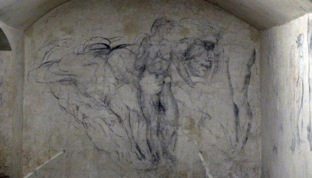 У Флоренції для публіки відкриють секретну кімнату Мікеланджело