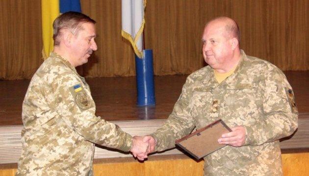 В Одессе представили нового командующего ОК