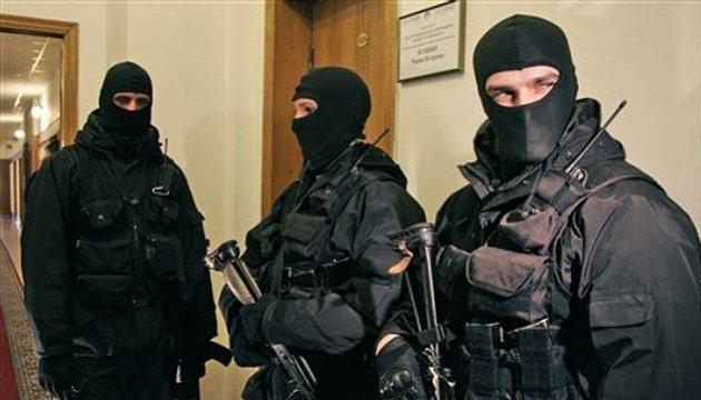 СБУ проводить понад 25 обшуків у різних регіонах України