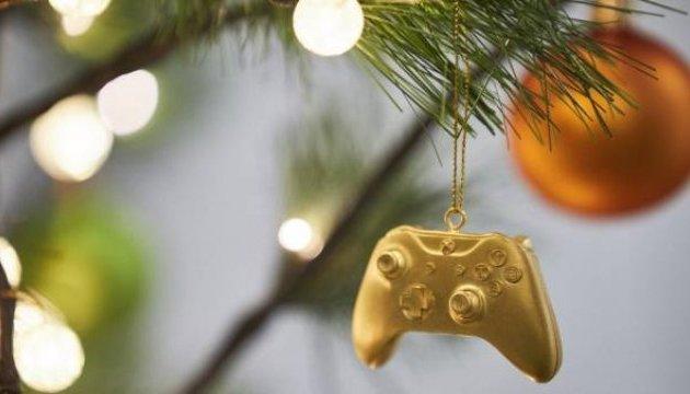 Microsoft к Рождеству разыграет золотой Xbox