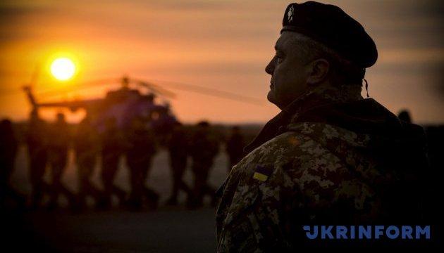 В Мариуполе построят военный городок для морских пехотинцев