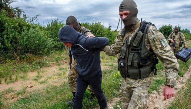 Кусок границы для своих людей... По схемам Януковича