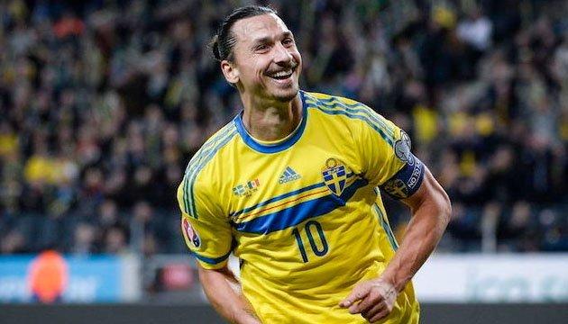 Ибрагимович рассматривает возможность сыграть за Швецию на чемпионате мира по футболу