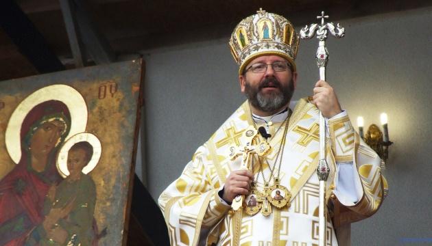 Блаженнейший Святослав призвал украинцев делать добро и избегать зла