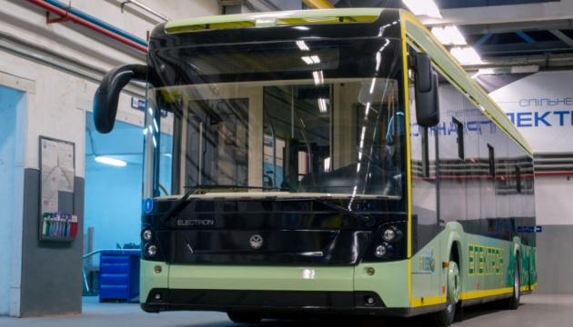 У Києві запланували поступове впровадження електробусів
