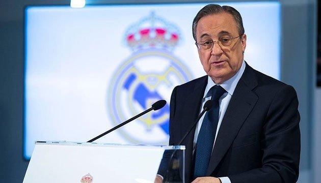Футбол: президент