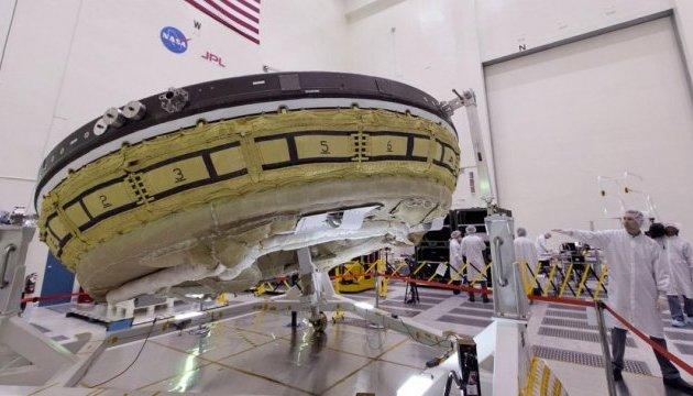 NASA випробувало парашут для місії на Марс