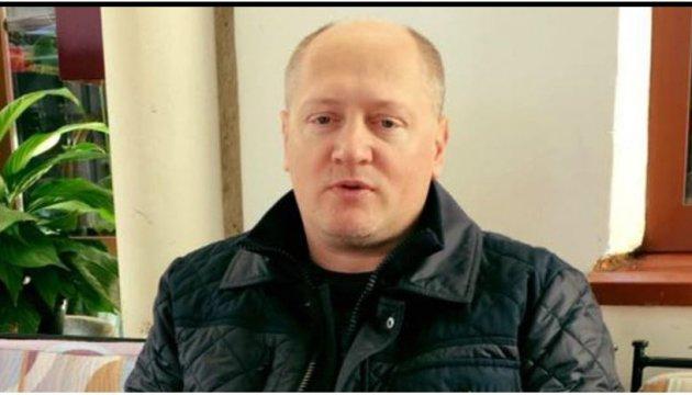 Belarus considers pardoning Ukrainian journalist Sharoiko