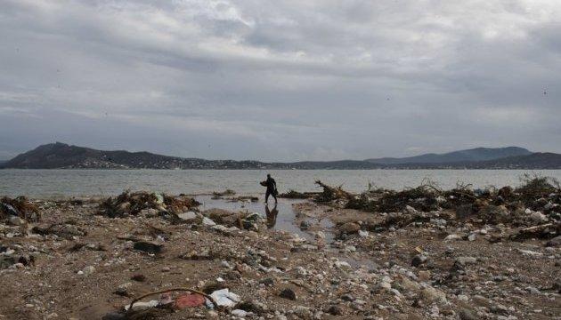Наводнение в Греции: трех пропавших без вести нашли мертвыми