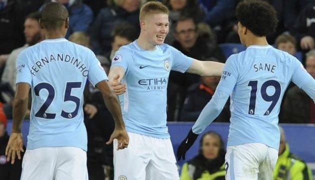 АПЛ: «Манчестер Сити», «Челси» и «Ливерпуль» побеждают