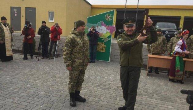 На границе с Молдовой открыли новый пункт пропуска