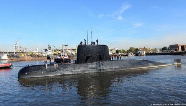 Військові Аргентини повідомили про сигнали зі зниклої субмарини