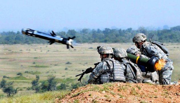 В украинской армии начинают подготовку операторов Javelin – СМИ