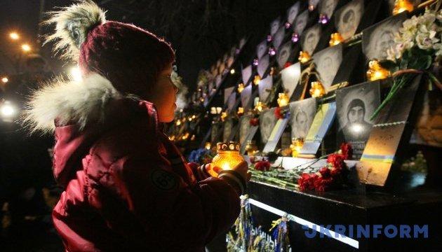 Пам'ять Героїв Небесної сотні вшанували у Варшаві