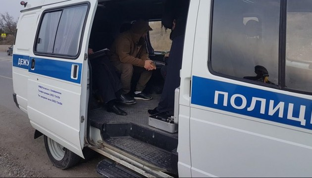 Occupiers again search Crimean Tatars