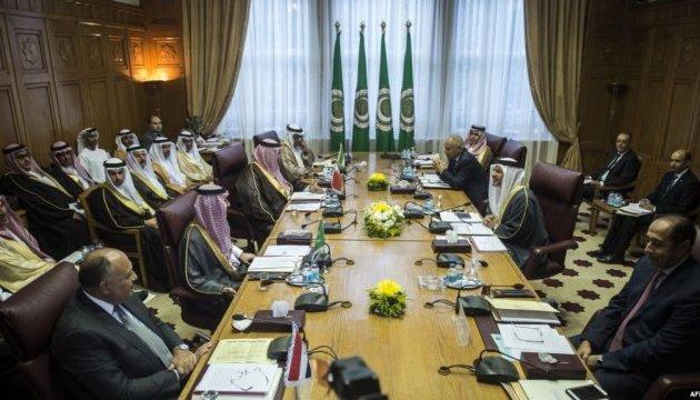 Главы МИД Лиги арабских государств собрались на совещание по Ирану
