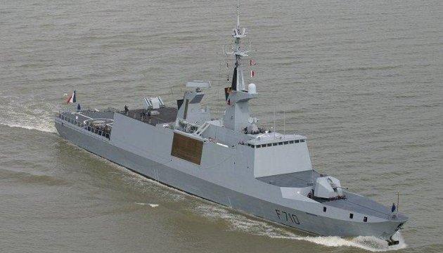 Французский фрегат-невидимка зашел в Черное море