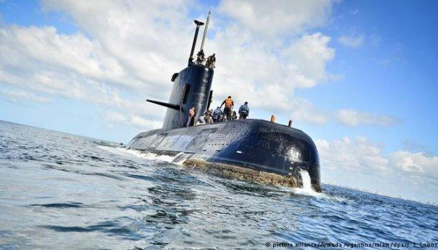 Аргентина оголосила загиблим екіпаж субмарини, що зникла в Атлантиці