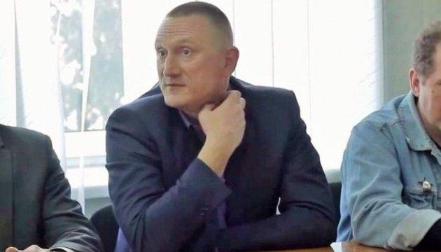 Мэр Доброполья бежал в Россию - СМИ