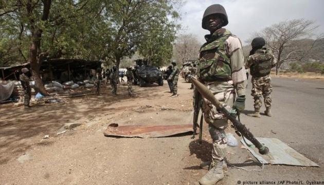 Авіаудари нігерійської армії знищили понад 80 бойовиків