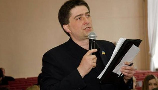 У Слов'янську вшанували пам'ять Героя України Володимира Рибака