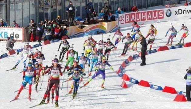 Чемпіонат Європи з біатлону: українці - 12-ті в одиночній змішаній естафеті