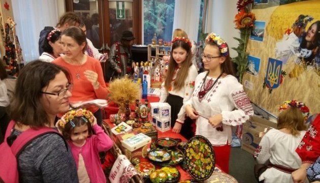 NATO raises funds to help Ukrainian children. Photos