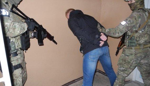 Псевдопротести: СБУ затримала агента російських спецслужб