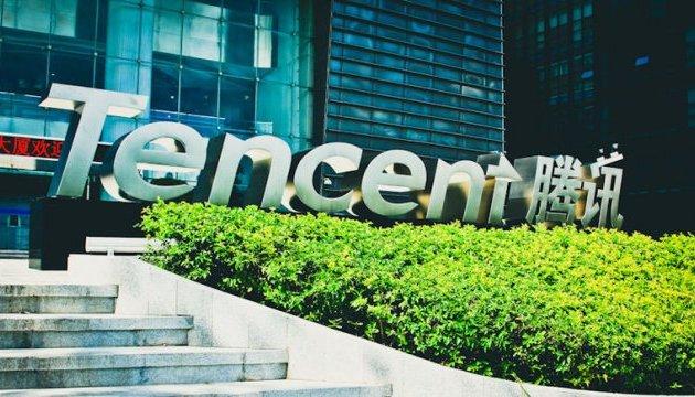 Китайский Tencent стал дороже Facebook