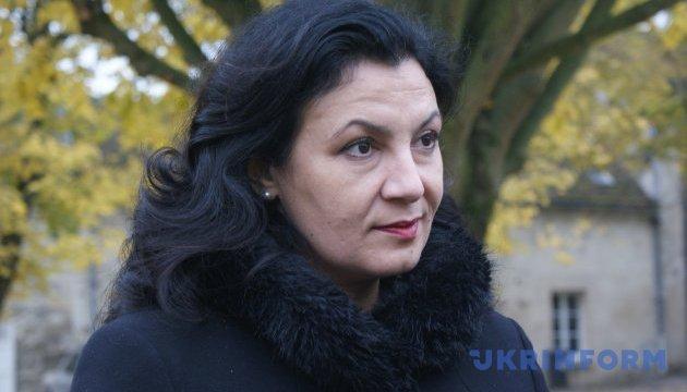 Климпуш-Цинцадзе говорит, что ЕС не считает языковой закон нарушением