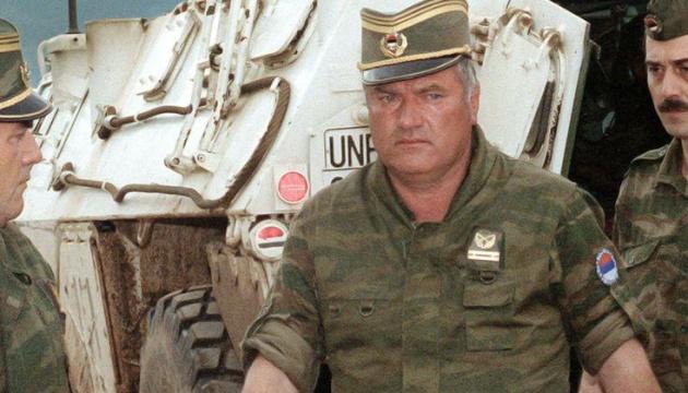 Суд в Гааге утвердил пожизненный приговор военному преступнику Ратко Младичу