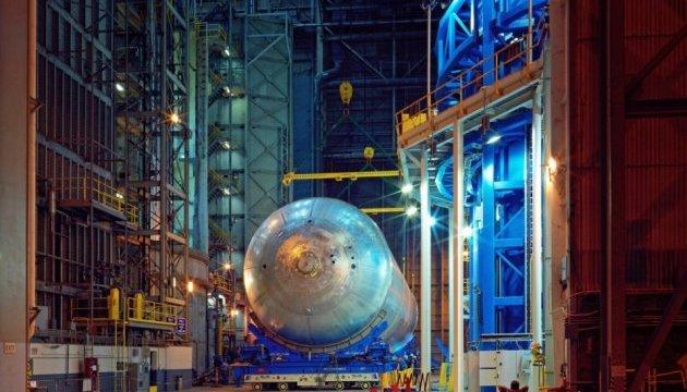 NASA показало, як вони будують ракету для польоту на Марс