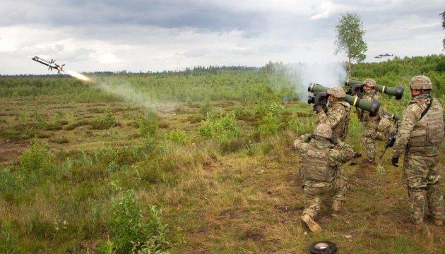 Ukraine tests Stugna, Javelin missiles - NSDC secretary
