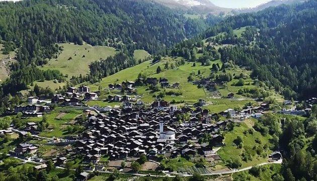 Швейцарский посёлок решил