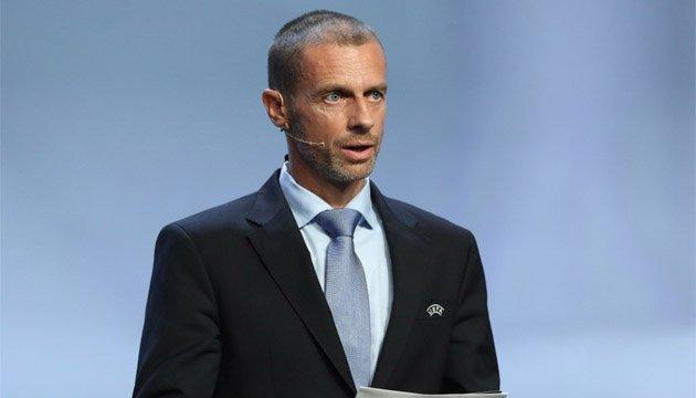 Президент УЄФА: Використовувати відеоповтори на чемпіонаті світу-2018 занадто рано