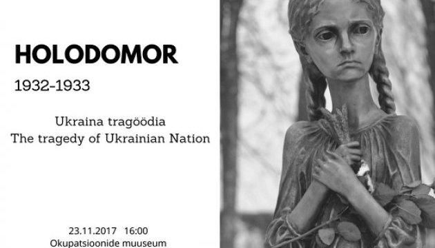 У Талліннському Музеї окупацій відкрилася виставка про Голодомор