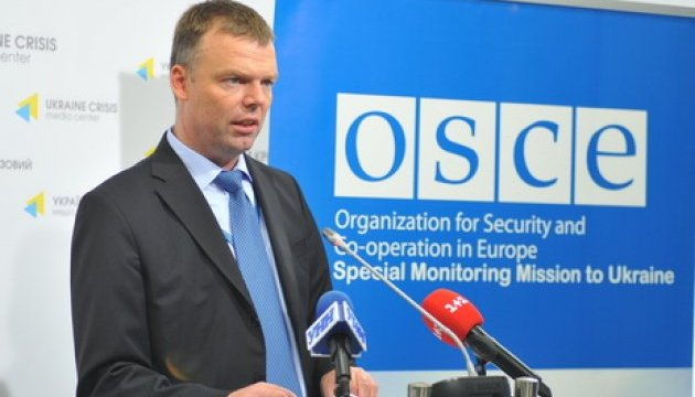 OSCE records the largest number of ceasefire violations since March 2017