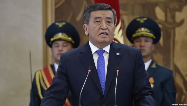 Президент Киргизстану заявляє про спробу захоплення влади