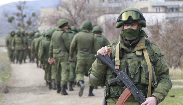 Крымчане в соцсетях обсуждают переброшенных Россией «зеленых человечков»